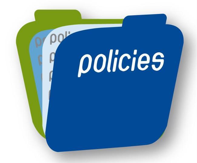 Policies & Procedures / Welcome